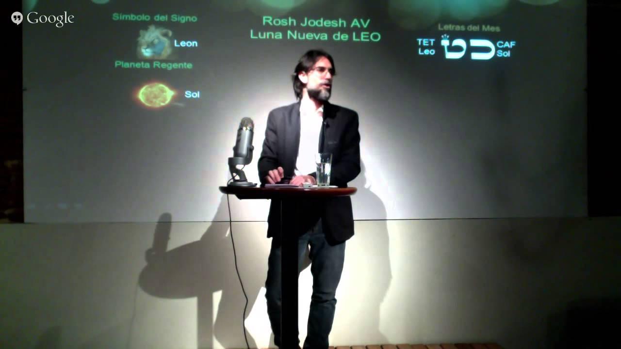 Rosh jodesh av luna nueva de leo viyoutube for En que ciclo lunar estamos hoy