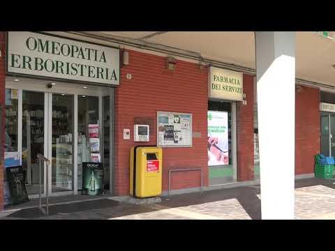 Portfolio vetrine multimediali farmacia 2gem