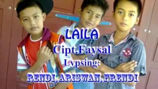 Gambar cover Lagu Dangdut Terbaru - Laila + LIRIK TERBARU | Bang Rendey