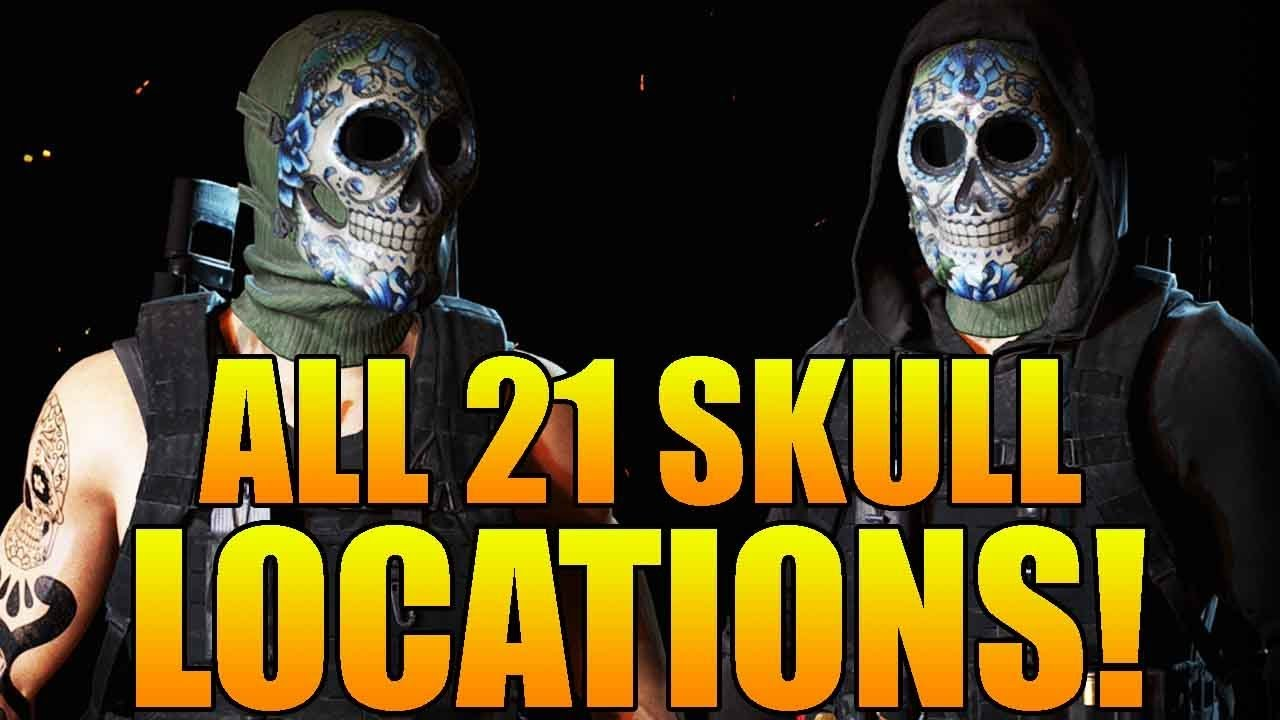Ghost Recon Wildlands, Future Soldier and Ghost Recon ...  Skull Ghost Recon Wildlands
