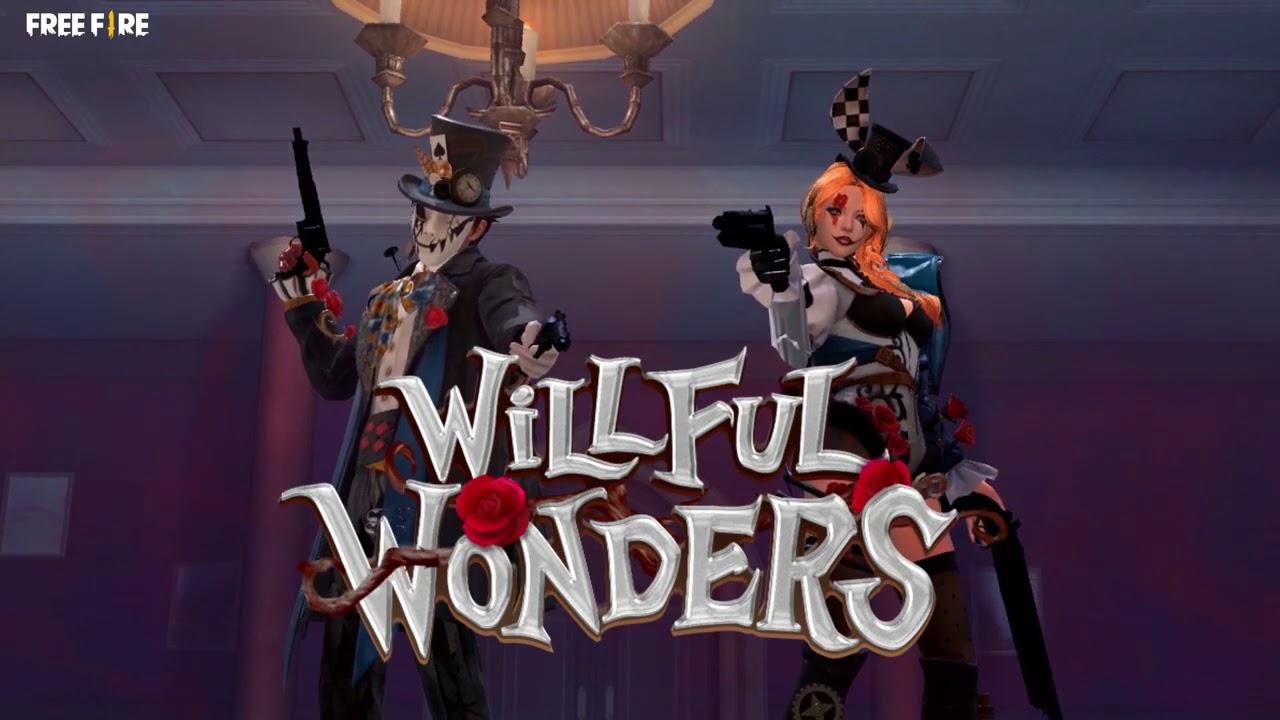 Pre-Order Elite Pass Willfull Wonders dan Dapatkan semua hadiahnya!
