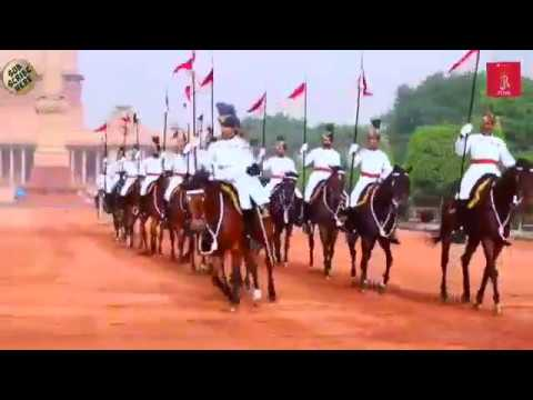 Changing of the Guards-Complete Ceremony || Rastrapati Bhavan || Delhi ||