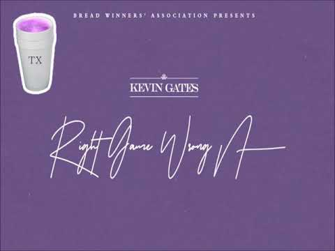 Kevin Gates – Right Game Wrong N*gga (Tempo Slowed)