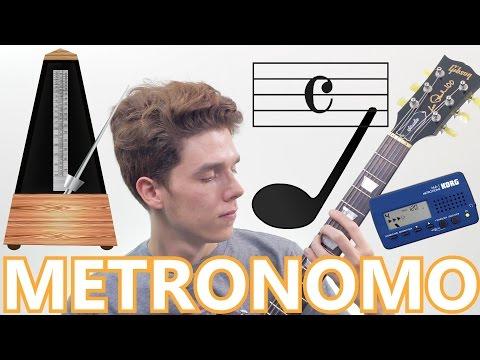 Como Tocar La Guitarra Con Metronomo | Explicado a Detalle