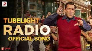 tubelight radio full audio song trending now 245775 million views