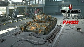 FV4202 - World of Tanks Blitz