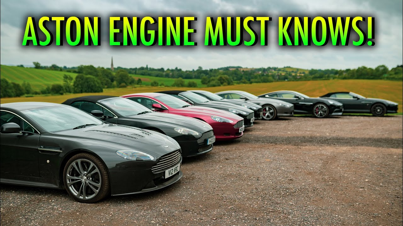 When Is An Aston Martin Engine At Its Best Forum Chat 49 Youtube