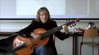 Ralph Rousseau - Element Song (Lehrer) - Cultuur Spreekt - Vechtdal College - Februari 2013