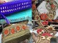 Lace ,Patch , Aari work,stone,Embroidery ,hanging store at sowcarpet/ Wholesale shop in parr
