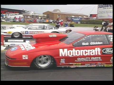 Drag Racing 93: The Goodys Mid South Nationals
