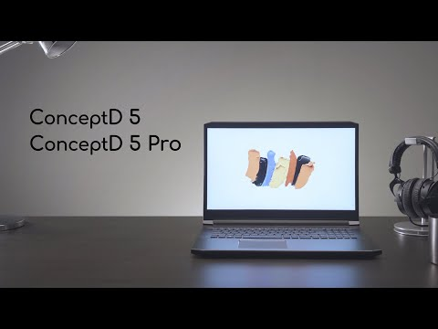 First look: ConceptD 5 & ConceptD 5 Pro | ConceptD