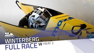 Winterberg | BMW IBSF World Cup 2018/2019 - Women's Bobsleigh Heat 2 | IBSF Official