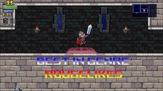 Best in Genre: Roguelikes