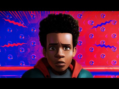 SPIDER-MAN INTO THE SPIDER-VERSE Miles Goes To School Clip