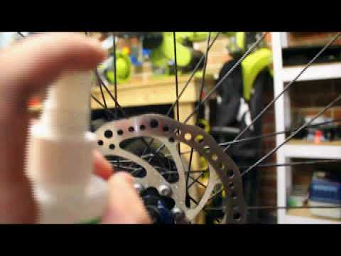 How To Stop Bike Disc Brakes Squeaking | MTB - How To