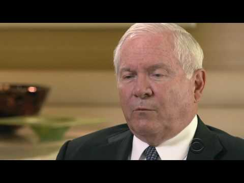 "Robert Gates: Next president can't be ""pushed around"" by Putin"
