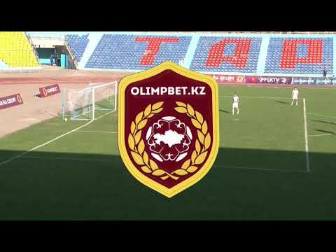Taraz Ordabasy Match Highlights