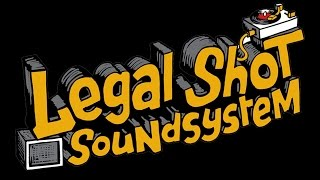 Dub Me Crazy Radio Show 141 by Legal Shot - 28 AVRIL 2015