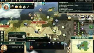 Multiplayer Civilization V - Brave new World - Morocco