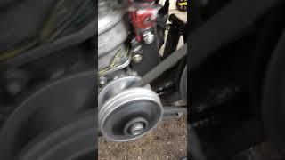 Mbk 51 moteur nitro essai route