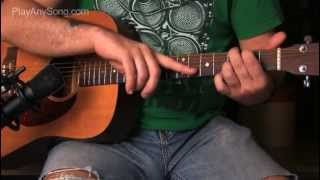Happy Birthday - How to Play Happy Birthday (Basic) on Guitar