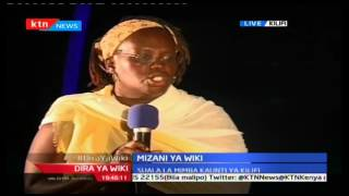 Dira ya Wiki: Mizani ya Wiki; Changamoto zinazo wakumba wanawake katika jamii, Octoba 7 2016