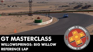 GT Sport Masterclass - Track Reference Willowsprings International: Big Willow thumbnail