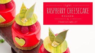 Light Raspberry Cheesecake Mousse Recipe - Qzina