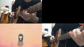 【ギター】米津玄師/メトロノーム 弾いてみた【多重録音】Kenshi Yonezu/Metronome Acoustic guitar cover