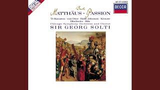 """J.S. Bach: St. Matthew Passion, BWV 244 - Part Two - """"Ach Golgatha"""""""