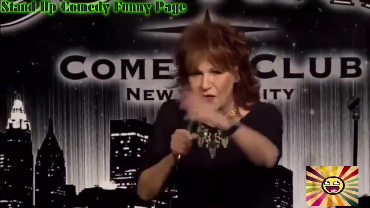 Gotham Comedy Live - Shawn Jackson, Courtney Scheuerman, Rod Reyes, Eddie Ifft, Joy Behar