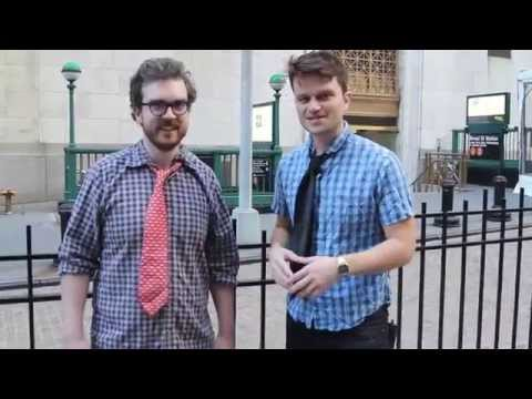 Kevin and Jimmy's Guide to New York City: Wall Street