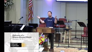 June 13, 2021 Service [Trimmed] at First Baptist Thomson, Streaming License 201531172