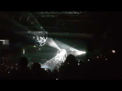 Intro to the slayer concert in Auckland NZ Mp3