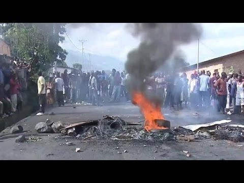 Burundi's political crisis rages on