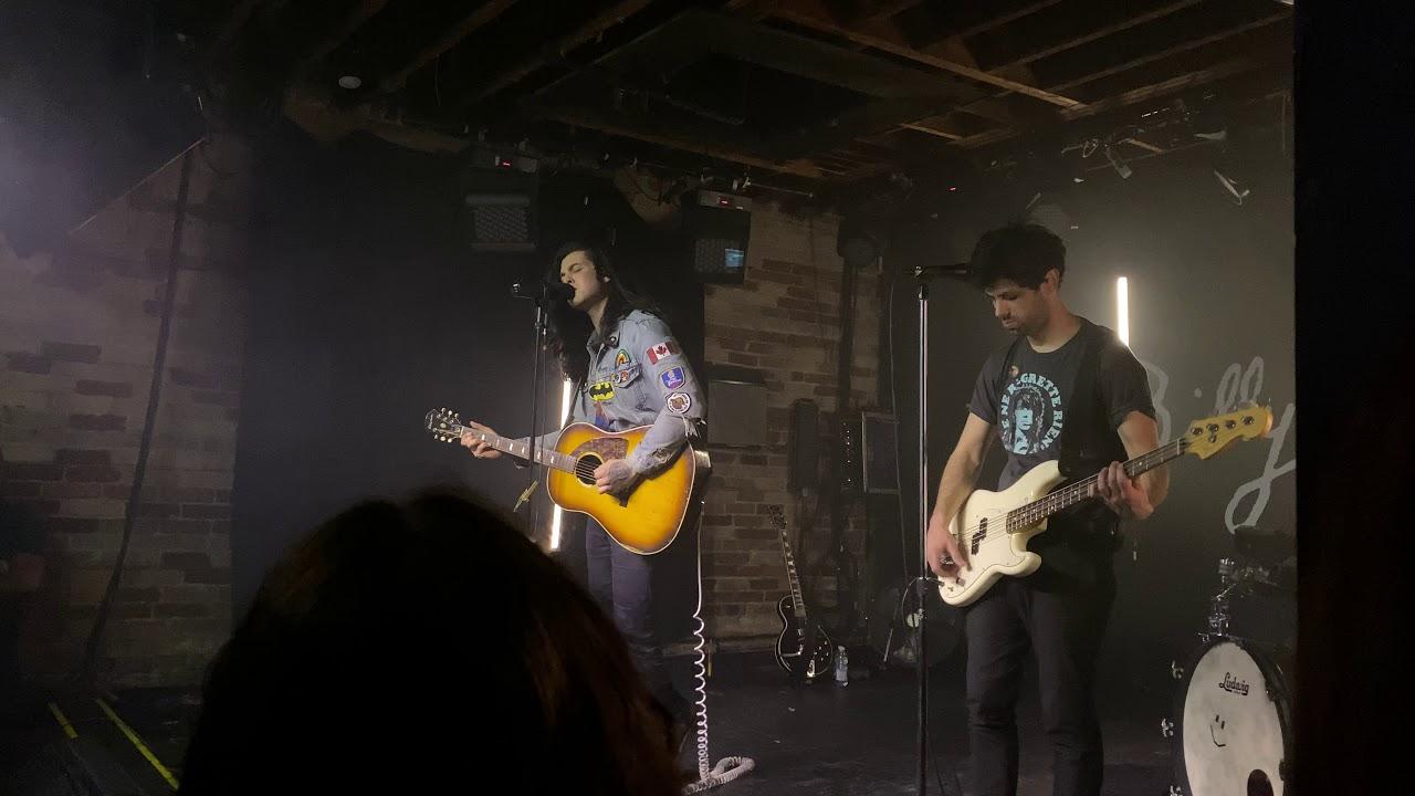 Billy Raffoul - Kingston, ON [Velvet Underground, Toronto, Ontario] chords | Guitaa.com