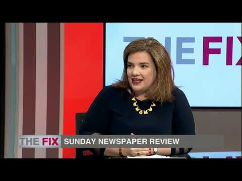 The Fix| Stories making headlines in the Sunday papers  | 25 August 2019