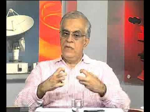 Rajiv Malhotra's TV Interview with Prof. Thakur of Jawaharlal Nehru University