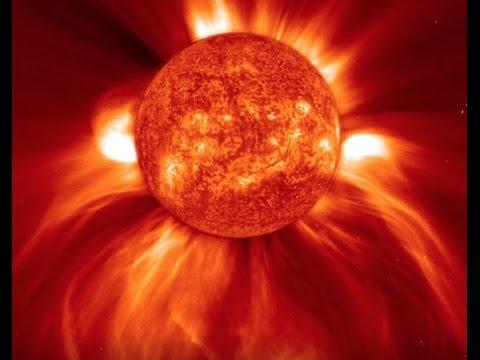Solar Flares or Gotham Shield ?