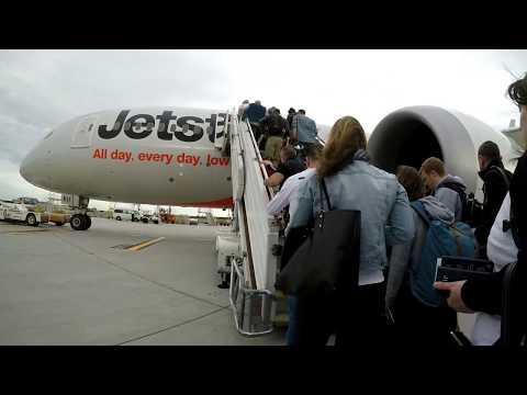 TRIPREPORT   Jetstar Australia (ECONOMY)   Boeing 787-8 DREAMLINER     MELBOURNE - BALI (Denpasar)