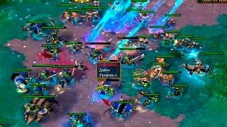 Комментируем игру профессионалов Warcraft 3 2