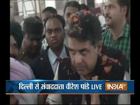 LS Polls: Manish Tewari not to contest from Ludhiana