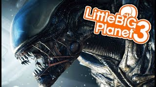 Скачать THE SACK ALIEN Little Big Planet 3 Solo Maps 4