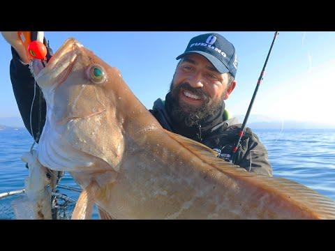 TOP FISHING   ΑΥΤΟ ΕΙΝΑΙ ΤΟ ΨΑΡΕΜΑ ✔️ Fish On Quest στο ΙΟΝΙΟ - Full Documentary HD