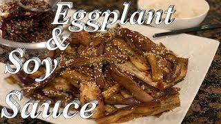 How to make Eggplant with Garlic and Soy Sauce - Cà tím sôt nước tương ăn là ghiền