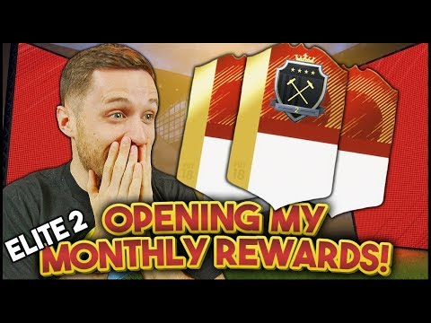 MY FUT CHAMPS MONTHLY REWARDS!