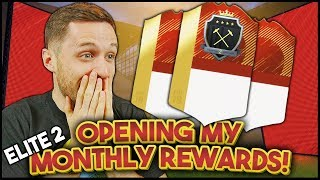 SPENCER FC | MY FUT CHAMPS MONTHLY REWARDS!
