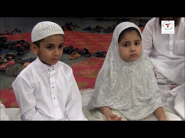 Kids Iftaar Feast - Nanhe Rozedaar