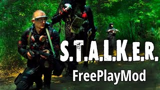 Ролевая игра СТАЛКЕР: FreePlayMod. [Role-playing game STALKER: FreePlayMod]
