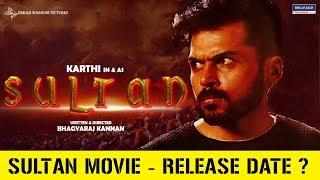 Sultan Movie - Release Date ? | Aranmanai - 3 - Tamil Cinema News 2019 - One Nimite